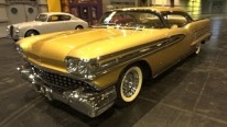 """The Egyptian"": Famous Kustomer John D'Agostino's 1958 Oldsmobile Super 88 Hardtop Coupe Kustom"