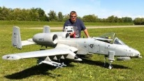 "R/C Fairchild Republic A-10 Thunderbolt ""Warthog"" Makes the Best Sound Ever!"