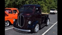 Owner Tells How He Managed to Make His 1940 Ford COE Truck Look So Perfect!