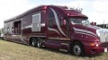 Kenworth T2000 Truck Used by Cirque Zavatta Looks Like the Perfect Motorhome