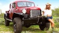 Dodge COE Power Wagon Goes Through a Restoration Process and Comes Up «PERFECT»