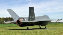 1/5.5 Scale R/C F-35 Lightning II is the Only One Flying in This Size!