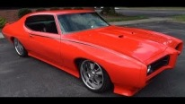 JudgeMENTAL: 1969 Pontiac GTO Street Car is a Fantastic Tribute to the Original