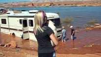Amazing Motorhome is Ruined in a Mud Hole!