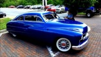 Chopped and Customized 1949 Ford Mercury Has Reached Levels Beyond Perfection
