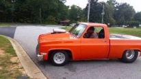 8.71 Blown BBC Powered Custom Built Chevy C10 is an Exception!