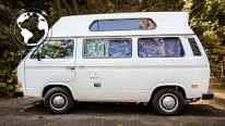 Millionaire Gives Away Fortune and Starts Living in a VW Van
