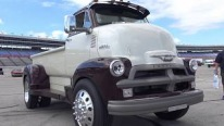 1954 5700 Duramax Turbo Diesel Powered Chevy COE Truck is So Sweet!!!