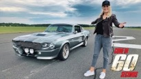 1967 Ford Mustang GT500 Eleanor is a Hollywood Star!