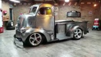 1946 Chevy COE Looks Like a Tremendous Piece of Silver