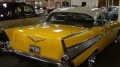 1957 Chevy Bel Air Hot Rod Restomod: Exact Visualization of American Cars