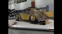 1956 Volkswagen Beetle Customized with Buick Parts is a Shining Star!