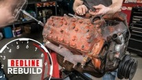 Ford Flathead V8 Engine Rebuilt in Time-Lapse Turns into Something Fantastic!