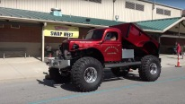 1948 Dodge Power Wagon is Gonna be Your Favorite Truck Ever!
