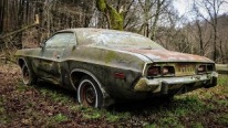 1973 Dodge Charger Rescued Perfectly After Almost Half a Century!