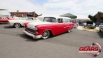 1955 Chevy Wagon Looks Extremely Lovely From Inside Out