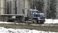 Truck Tracks: That Is a Great Setup For Trucks