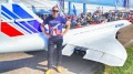 Big RC Concorde Airplane: 149kg weight & 10m length
