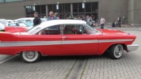 "1958 Plymouth Fury: Star of Iconic Horror Movie ""Christine"""