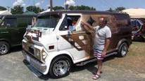 1971 Ford Van That Pushes The Limits Of Possibilities!