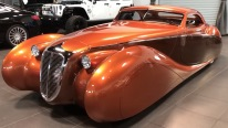 Illusion: Custom 1937 Lincoln by Rick Dore