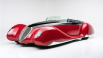"""The French Connection"": V12 HEMI Powered 1938 Coddington"