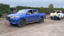 Two Giants in One Battle: Toyota Hilux vs Ford Ranger