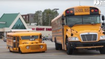 The Shortcut High School Bus is For Cool Kids!