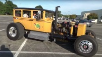 "Caterpillar C12 Powered Hot Rod ""Caterpillar Buggy"""