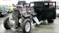 Twice Blown Powered 1932 Ford Delivery is Between Classic and Modern Design