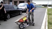 Japanese Style Wheelbarrow