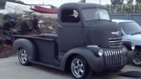 Rare 1947 Model Chevrolet Coe Pickup Truck