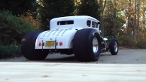 "1000hp White Coupe Hot Rod ""Coupezilla"""