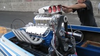 1200HP Blown Injected Biesemayer Jet Boat