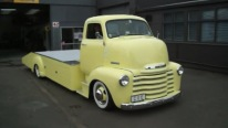 1948 Chevrolet COE Customized by Wilpro Custom Auto & Engineering