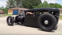 1928 Ford Hot Rod by Ricky Bobby's Rod Shop